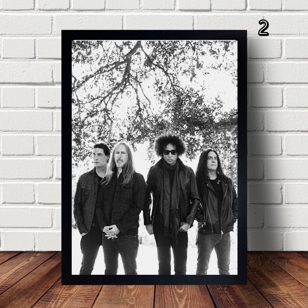 Quadro Decorativo Alice In Chains II