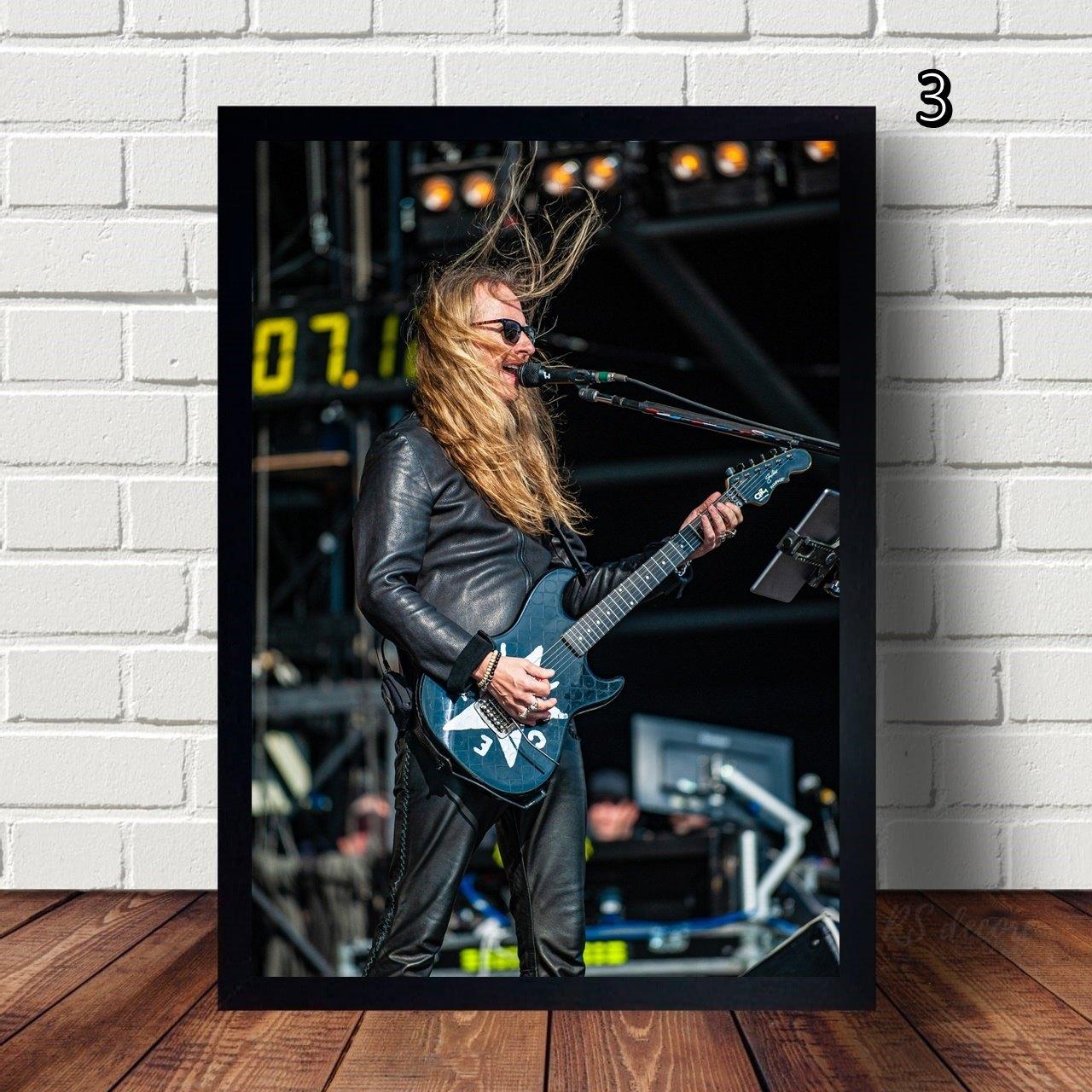 Quadro Decorativo Alice In Chains III