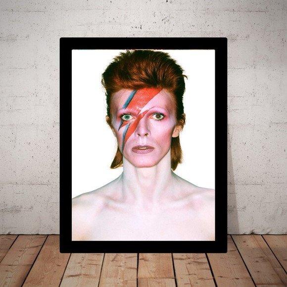Quadro Decorativo David Bowie II