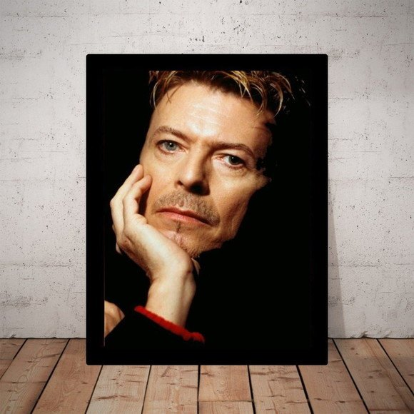 Quadro Decorativo David Bowie IV