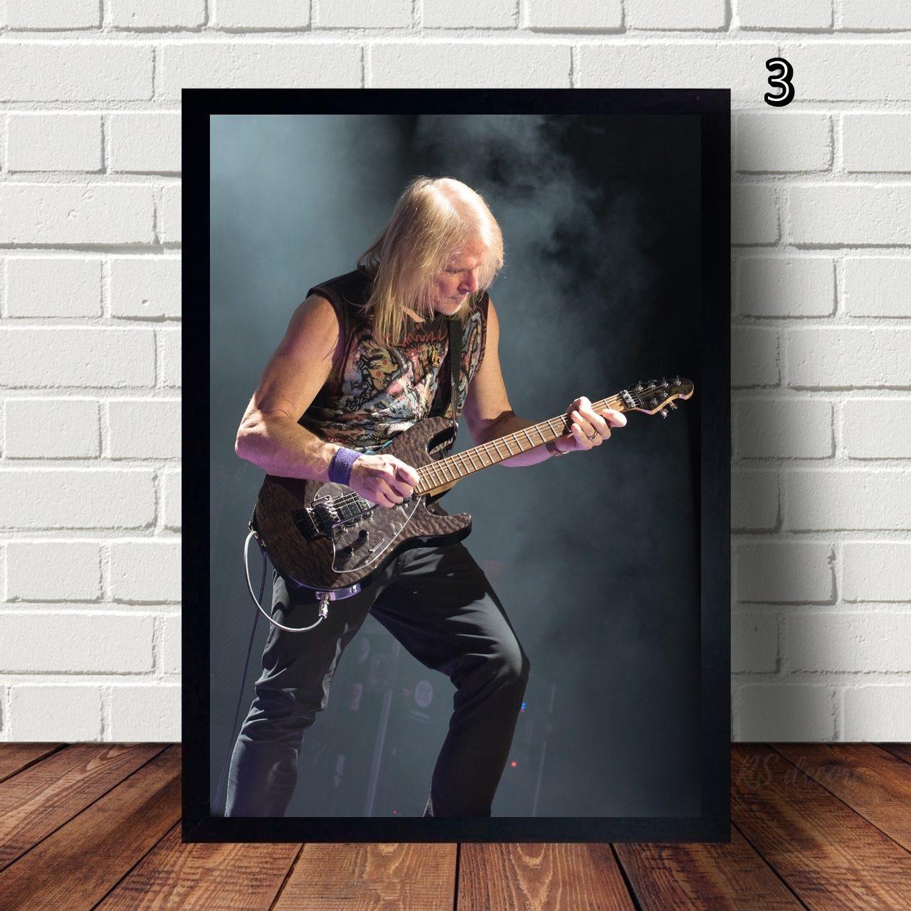 Quadro Decorativo Deep Purple VI