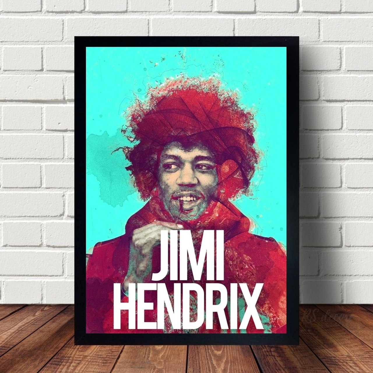 Quadro Decorativo Jimi Hendrix III