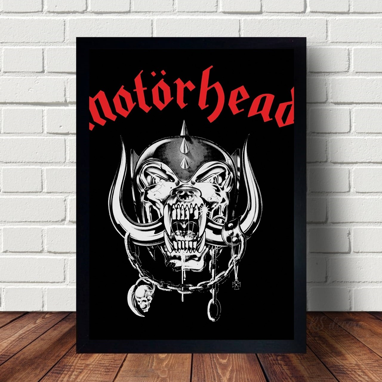 Quadro Decorativo Motorhead III