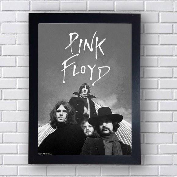 Quadro Decorativo  Pink Floyd III