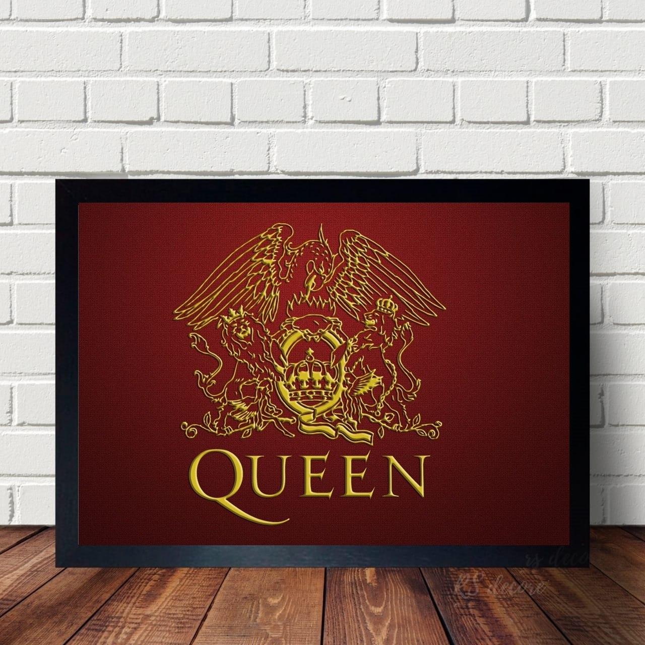 Quadro Decorativo Queen