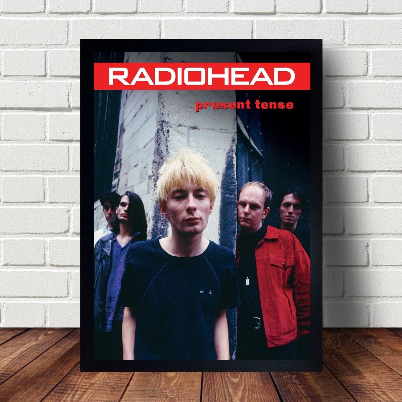 Quadro Decorativo Radiohead VI