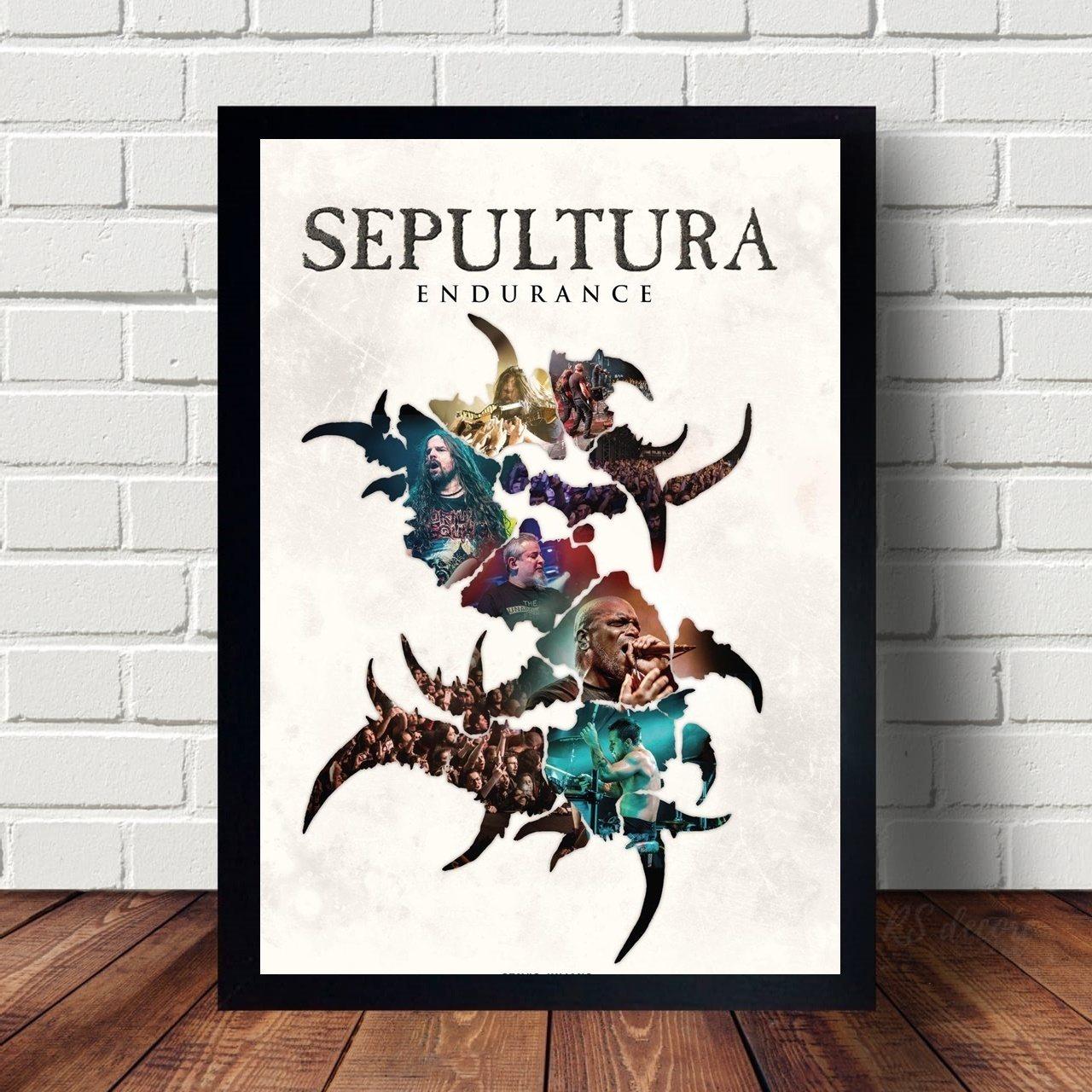 Quadro Decorativo Sepultura III