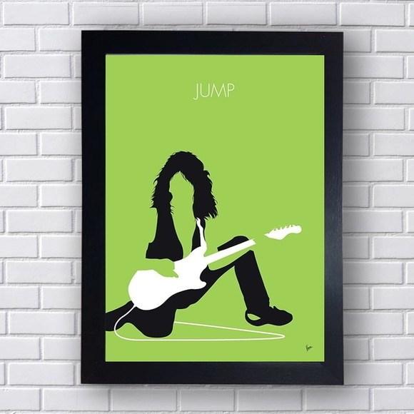 Quadro Decorativo Van Halen II