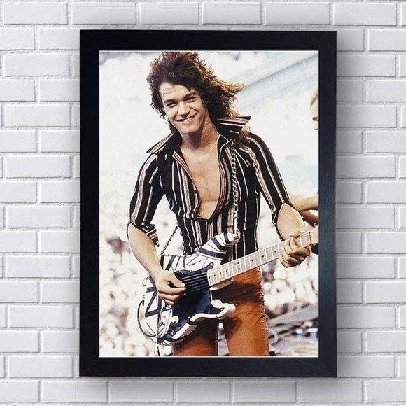 Quadro Decorativo Van Halen V
