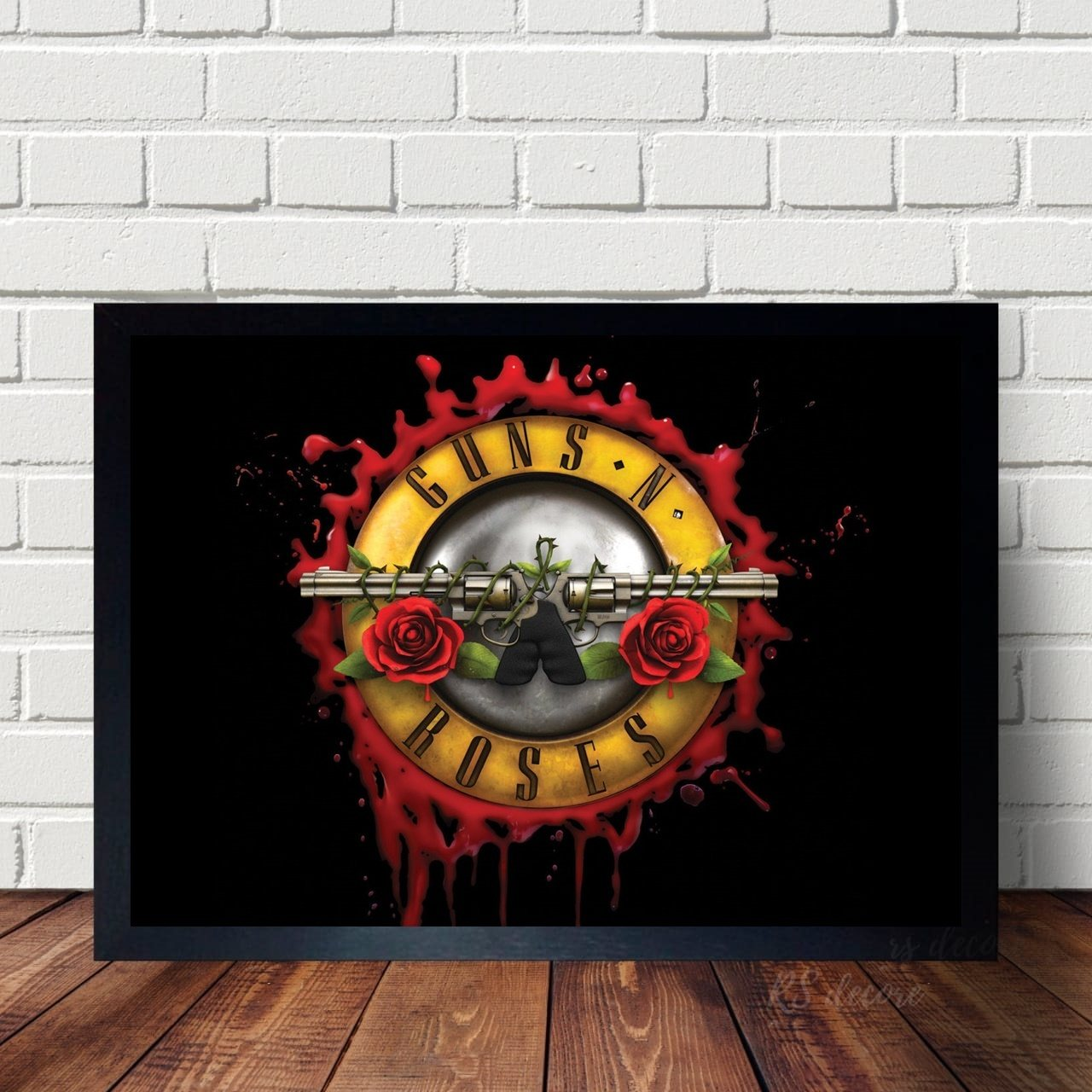 Quadro Guns N Roses V