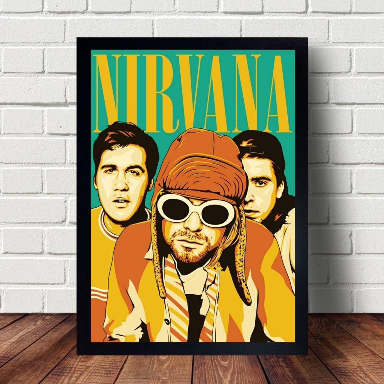 Quadro Nirvana Classico
