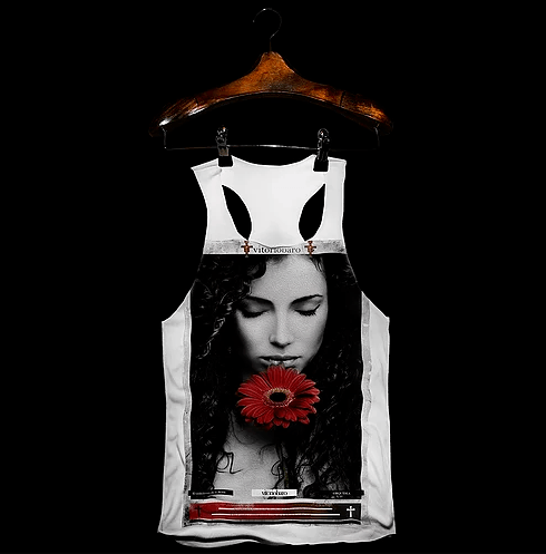 Regata Feminina Women Roses – Vitorio Baro