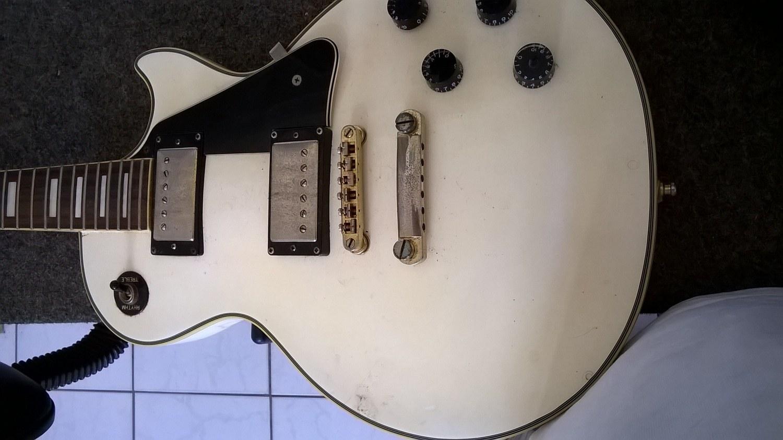 Regulagem completa Guitarra ponte fixa