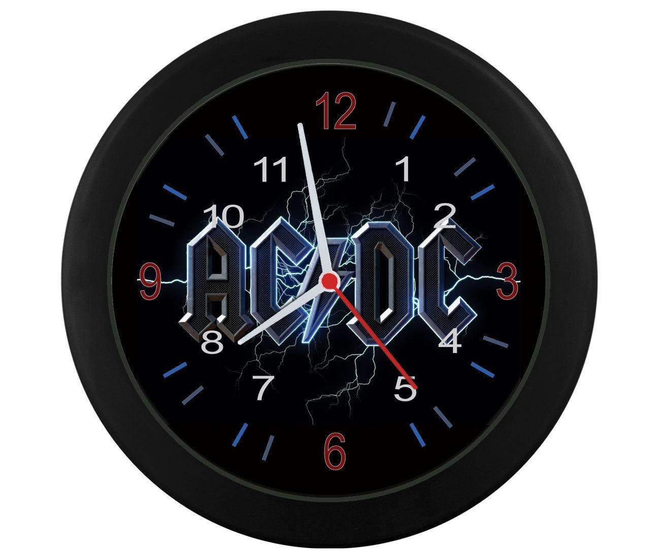 Relógio Ac/Dc
