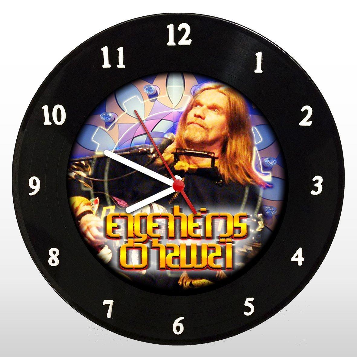 Engenheiros do Hawaii - Relógio de Parede em Disco de Vinil - Mr. Rock