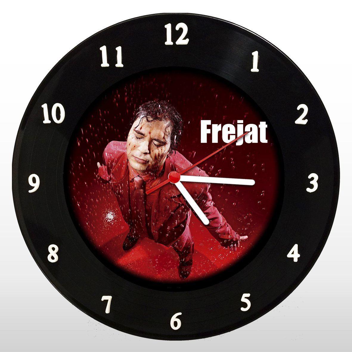 Frejat - Relógio de Parede em Disco de Vinil - Mr. Rock