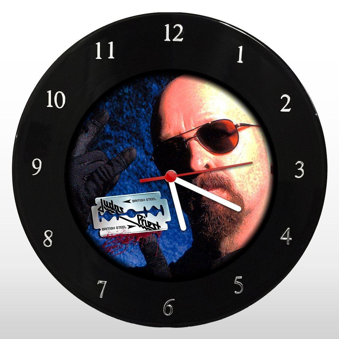 Judas Priest - Relógio de Parede em Disco de Vinil - Mr. Rock