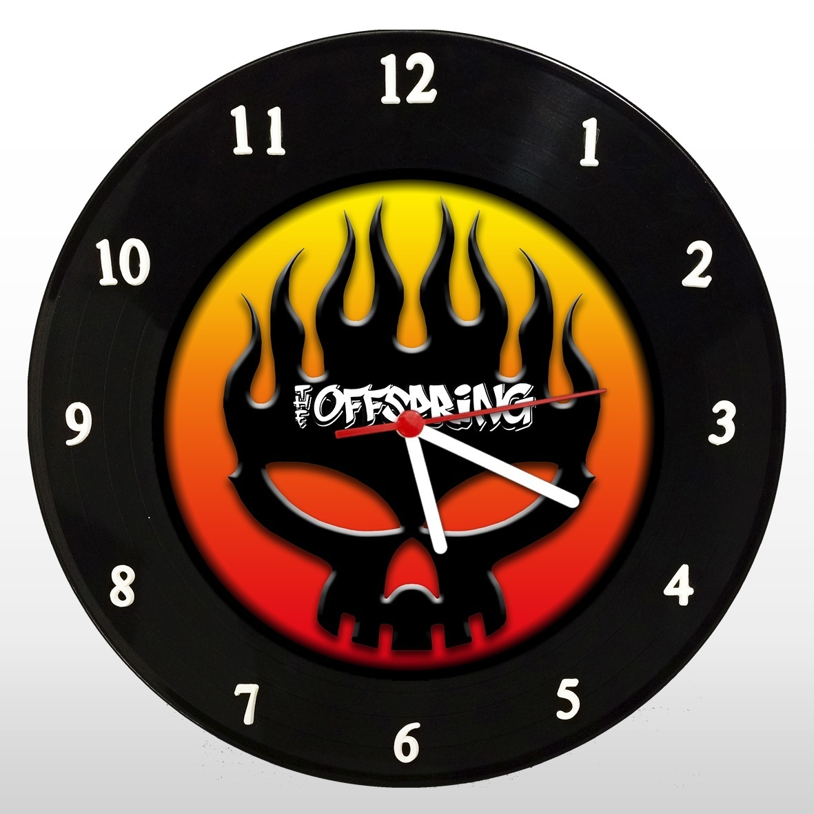 The Offspring - Relógio de Parede em Disco de Vinil - Mr. Rock