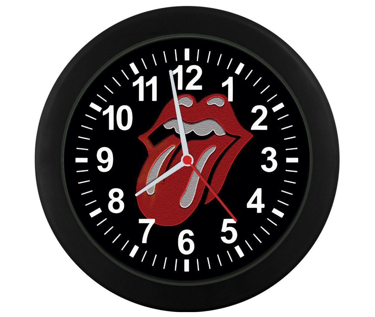 Relógio de parede Rolling Stones