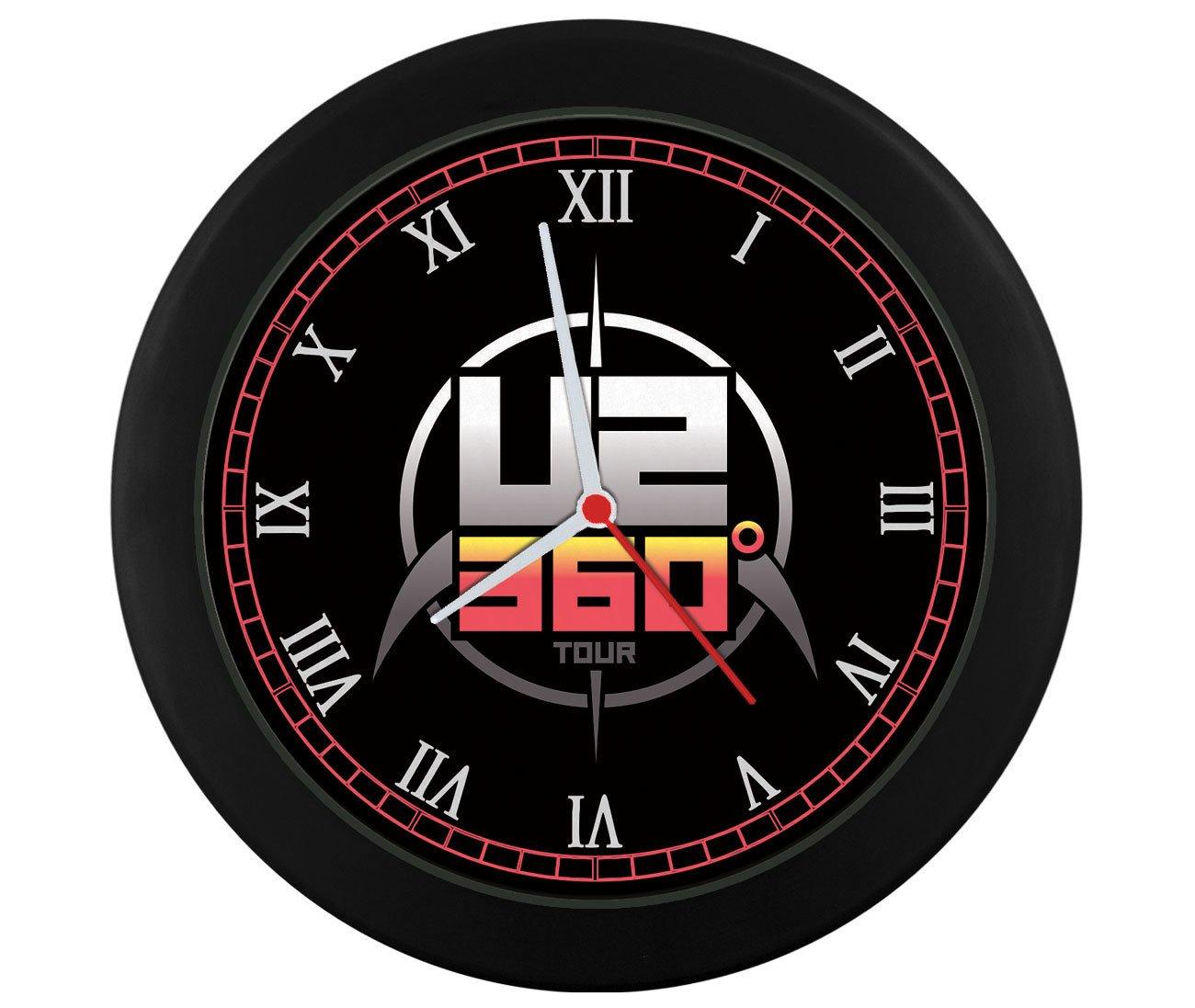 Relógio de parede U2