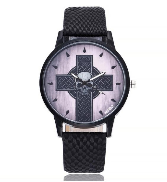 Relógio Skull Cross – SkullAchando