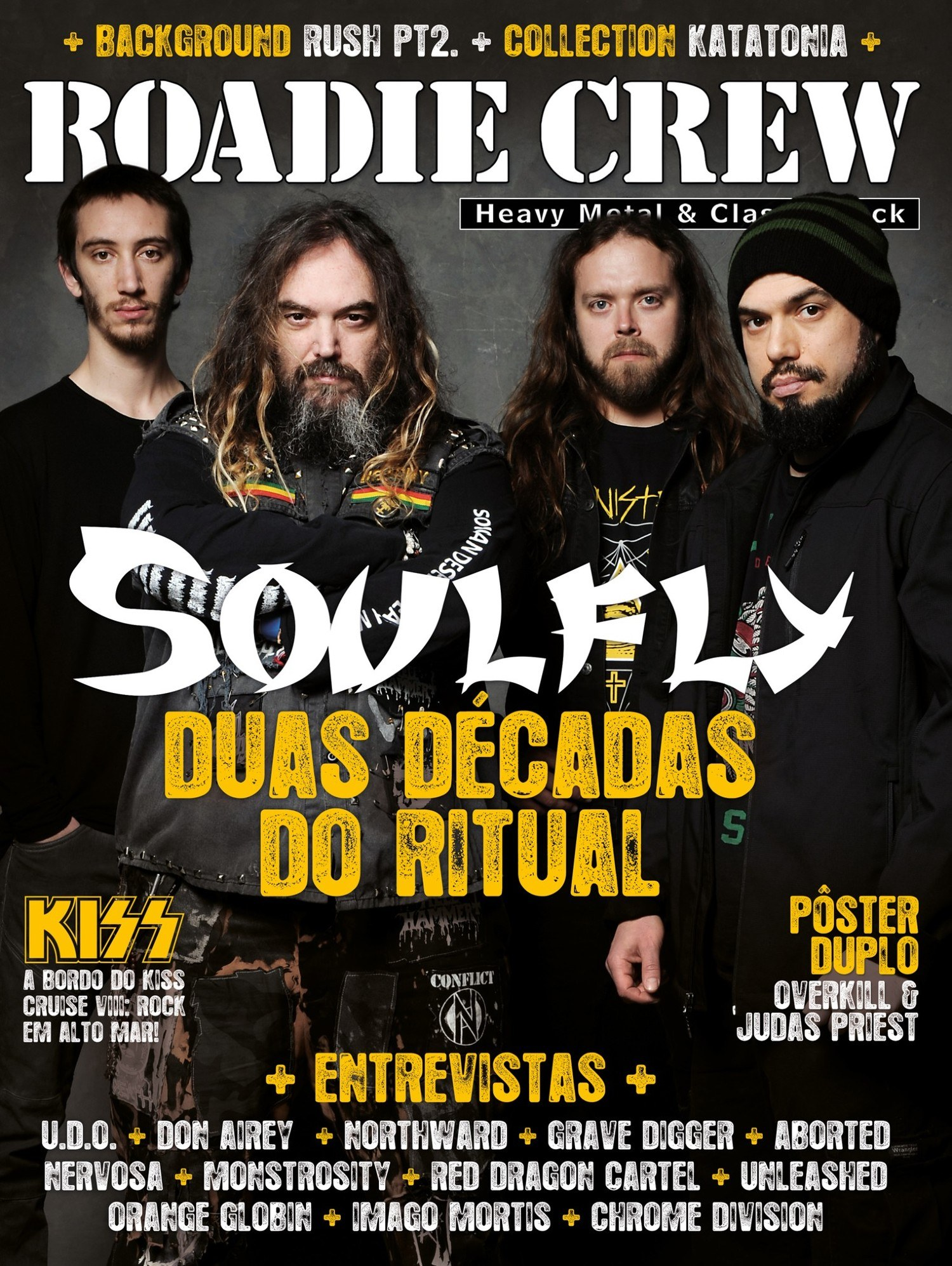 Revista Roadie Crew #239