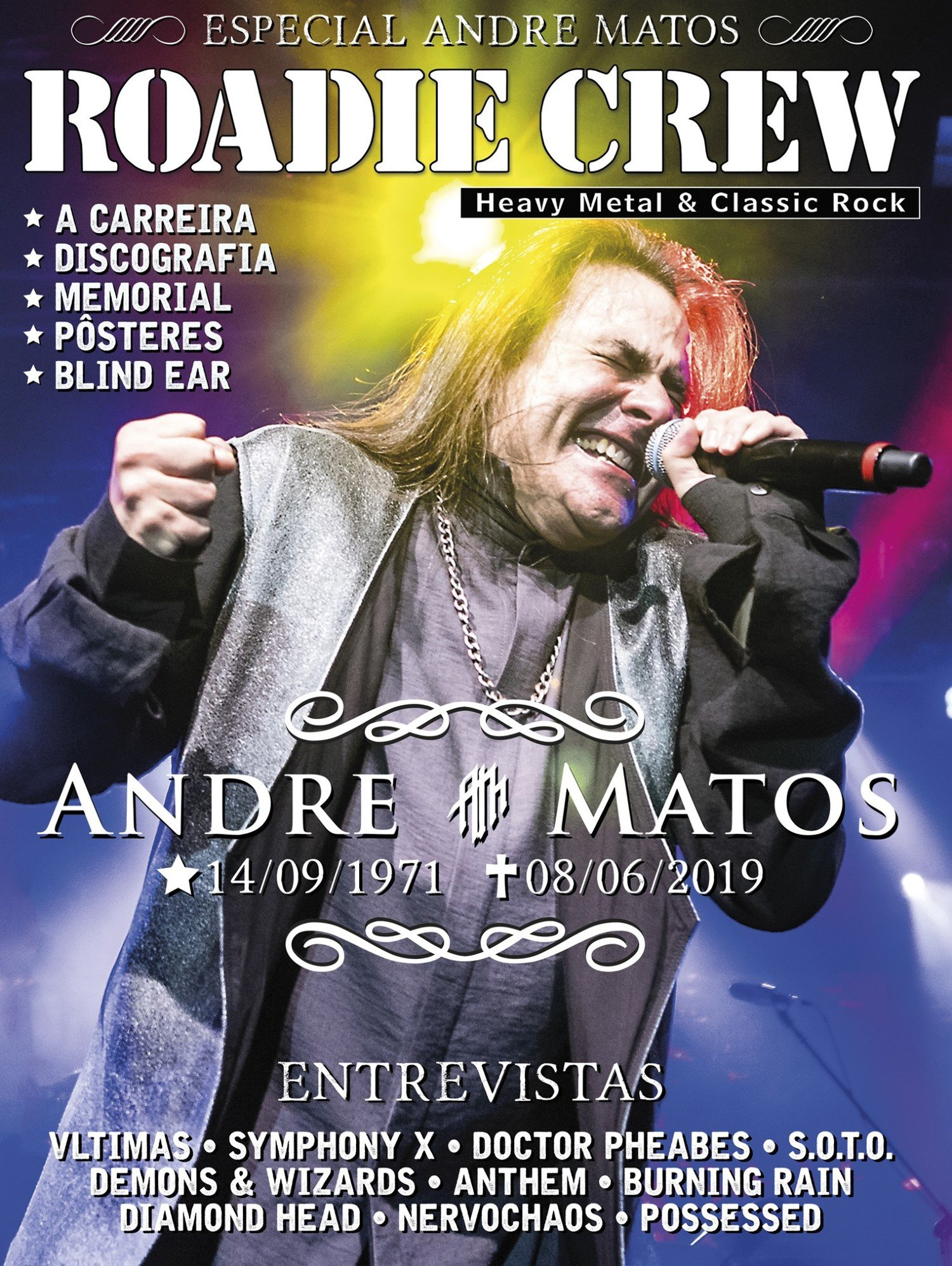 Revista Roadie Crew #246