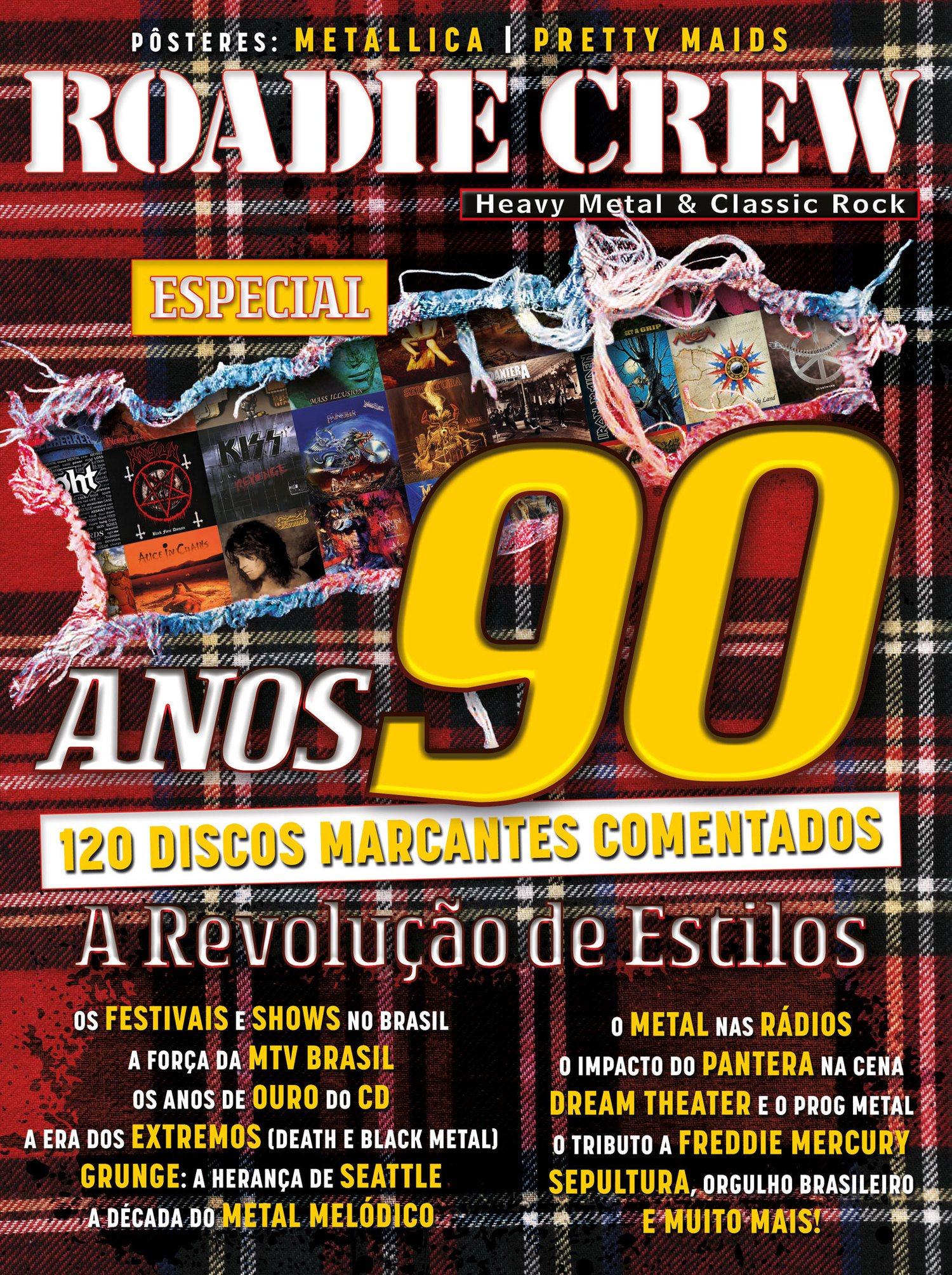 Revista Roadie Crew #250