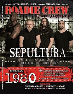 Revista Roadie Crew #252