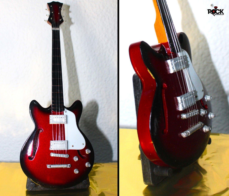 SG - Guitarra Realista em Miniatura