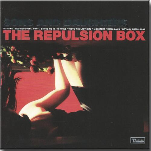 CD Sons And Daughters - The Repulsion Box