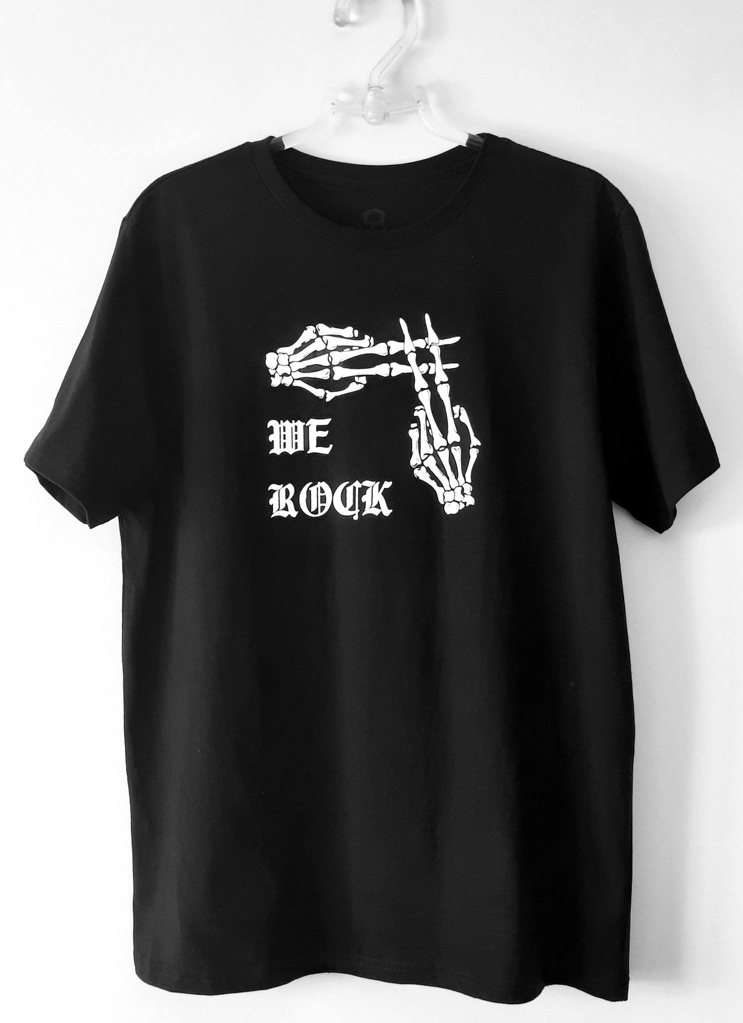 Camiseta masculina T-Shirt We Rock - High High