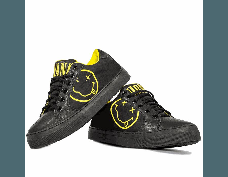 Tênis BandShoes Feminino Cano baixo Nirvana