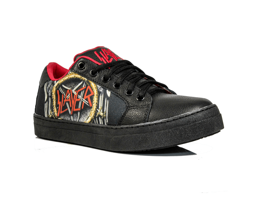Tênis BandShoes Feminino Cano baixo Slayer