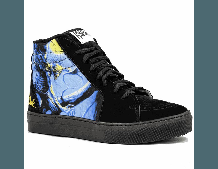 Tênis BandShoes Feminino Iron Maiden Fear of the dark