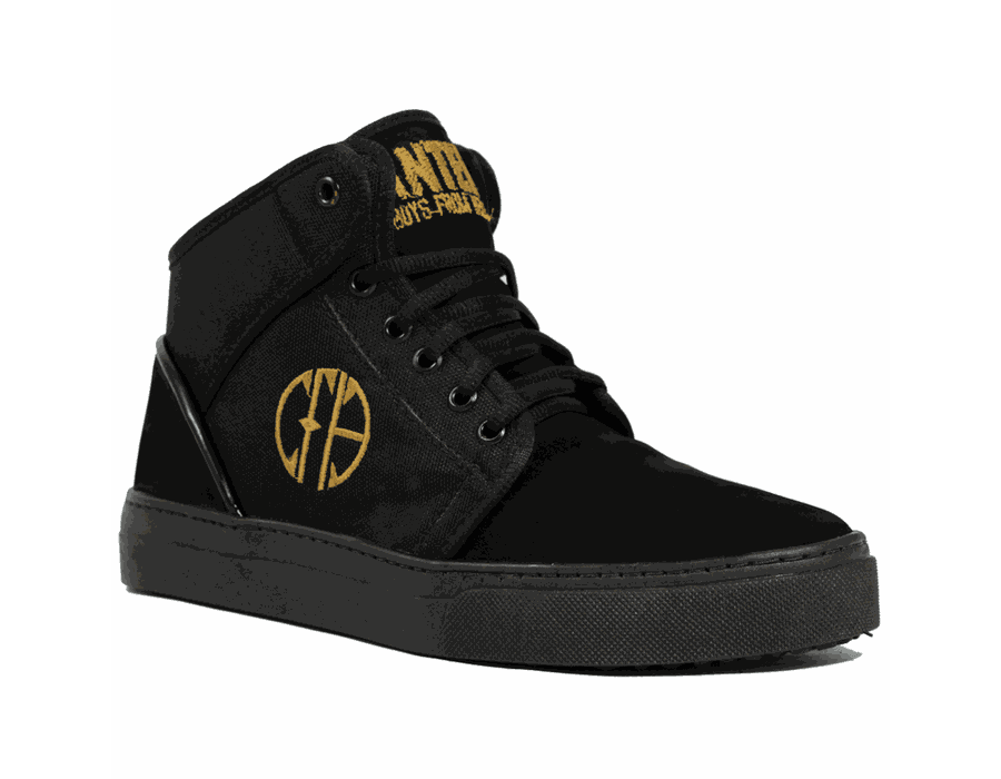 Tênis BandShoes Feminino Pantera Cowboys From Hell