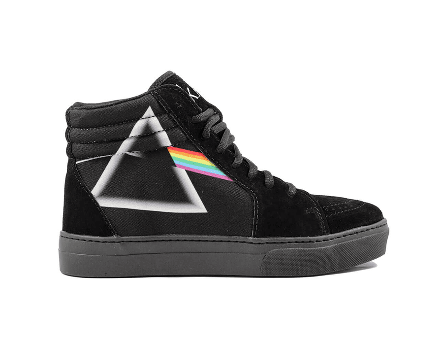 Tênis BandShoes Feminino Sk8 Pink Floyd