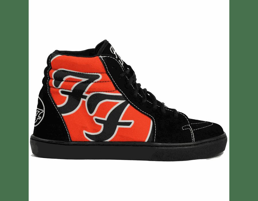 Tênis BandShoes Masculino SK8-Hi Foo Fighters