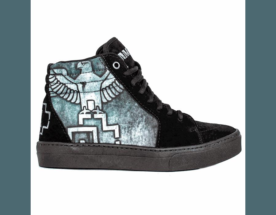 Tênis BandShoes Masculino Sk8-Hi Rammstein