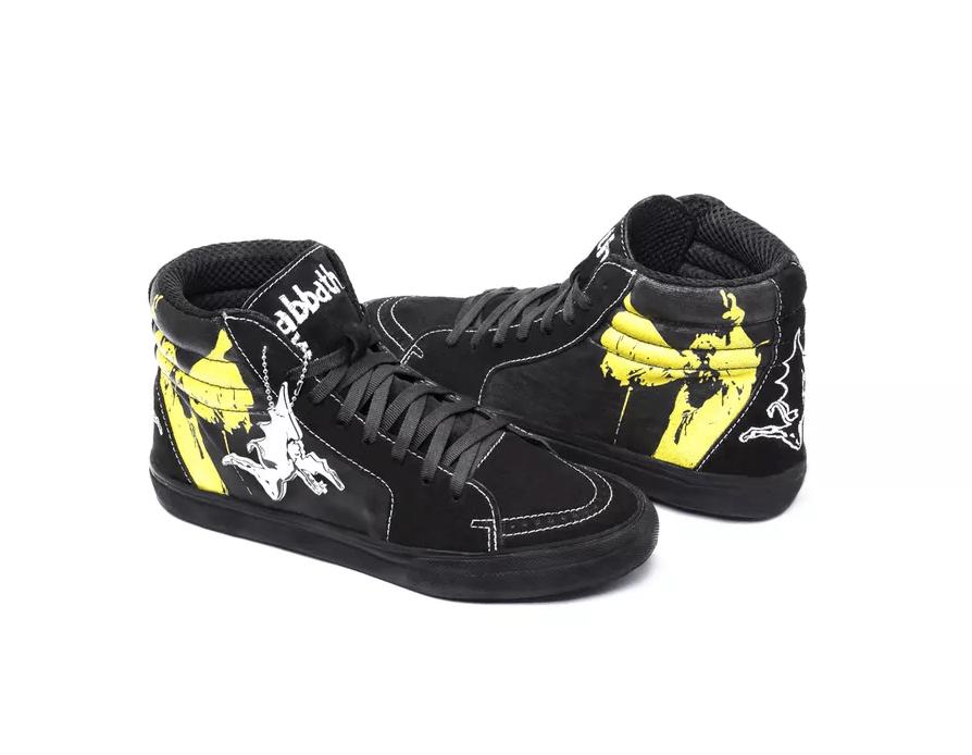 Tênis BandShoes Masculino Black Sabbath Vol4