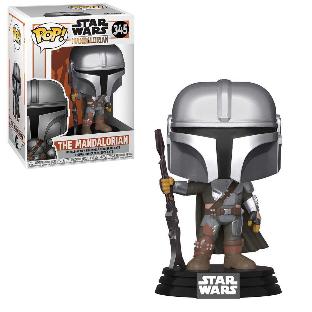 Funko Pop! The Mandalorian - Star Wars #345