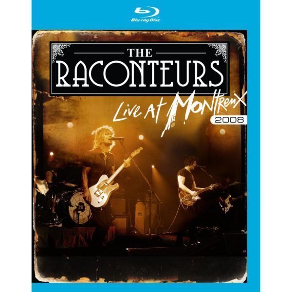 Blu-Ray The Raconteurs – Live At Montreux 2008