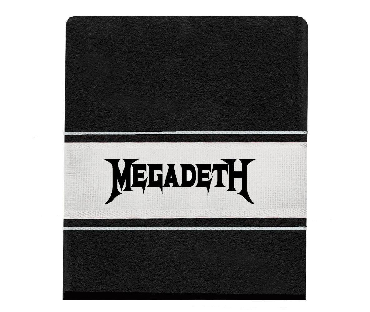 Toalha Megadeth rosto