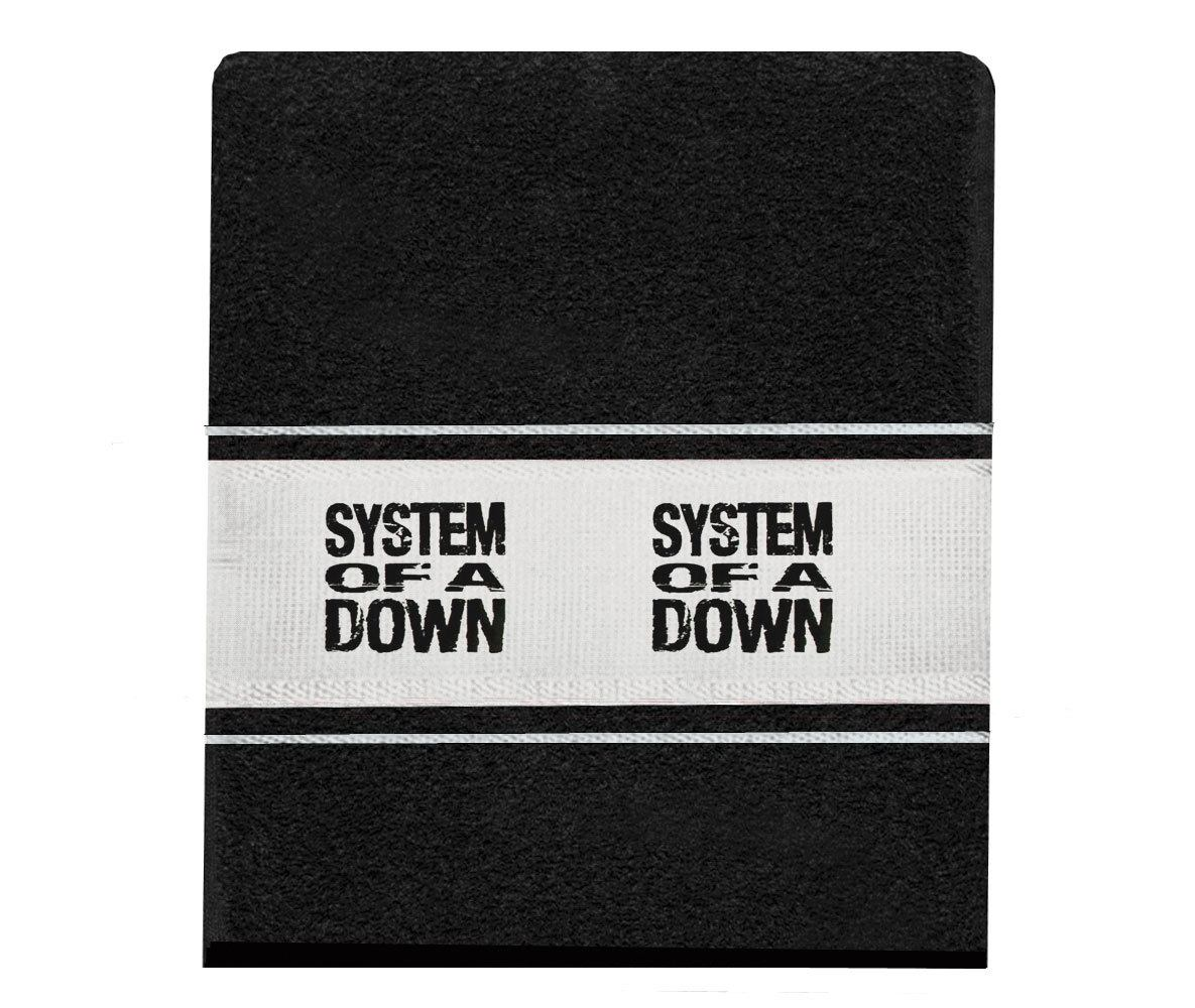Toalha System Of Down Toxicity mão