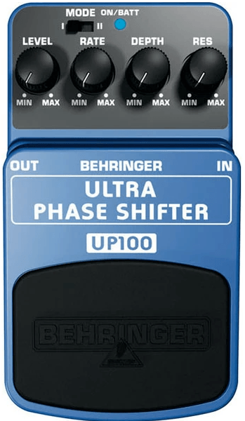 Pedal De Guitarra Behringer UP-100 Ultra Phase Shifter