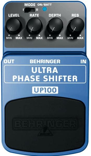 Pedal De Guitarra Behringer UP-100 Ultra Phase Shifter