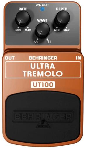 Pedal para Guitarra Behringer UT-100 Ultra Tremolo