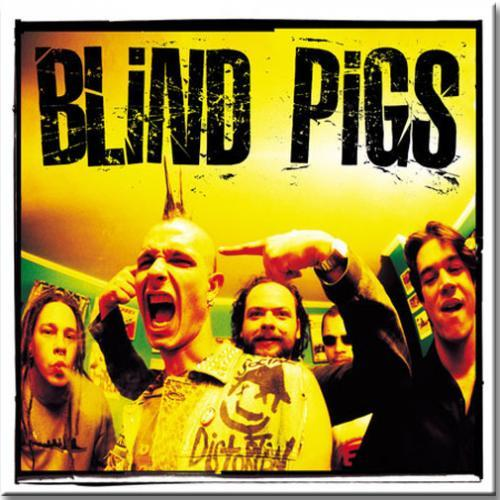 "LP Vinil Blind Pigs - Blind Pigs (LP Vinil 10"")"