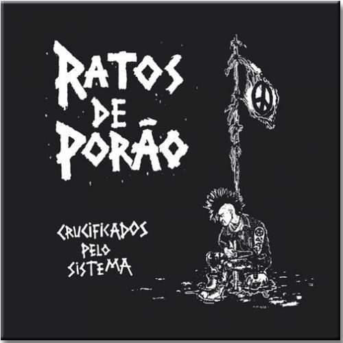 LP Vinil Ratos de Porão  (edição Especial) - Crucificados Pelo Sistema