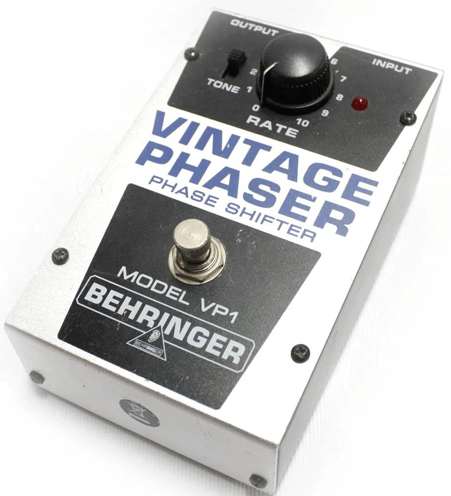 Pedal para Guitarra Behringer VP-1 Vintage Phaser